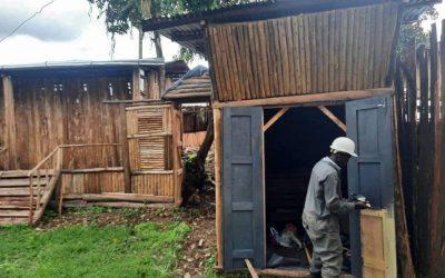 Woodwork Training Centre – update
